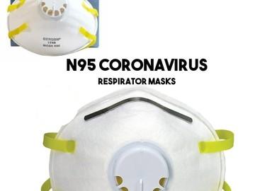 Sell: N95 Coronavirus Respirator Mask