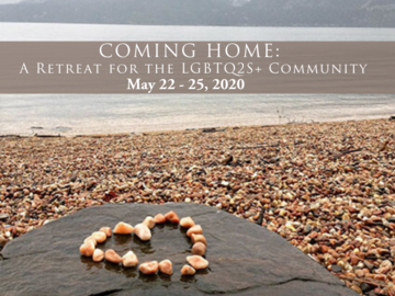 Buy Now: Coming Home: A Retreat for the LGBTQ2S+ Community