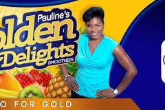 Sell: (12 oz) Pauline's Golden Delights Smoothies