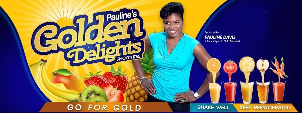 (16 oz) Pauline's Golden Delights Smoothies