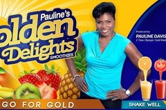Sell: (16 oz) Pauline's Golden Delights Smoothies