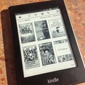 Renting out: Kindle Paperwhite 3G+Wifi