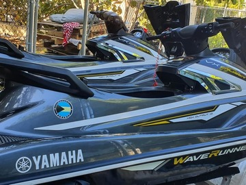 Sell: Yamaha Jet Skis (2)