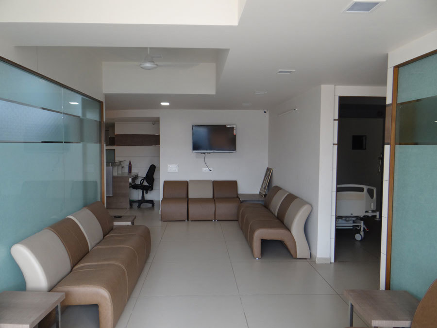 Ved Speciality Hospital, Ahemdabad