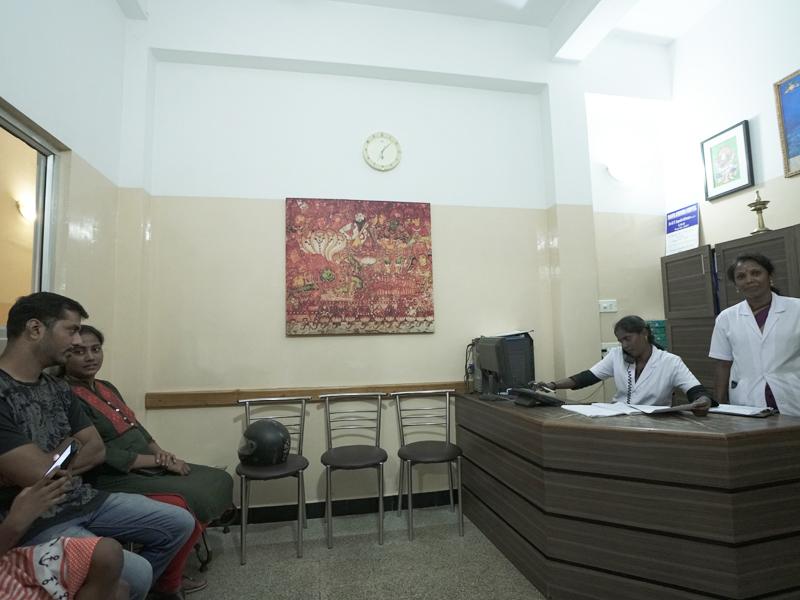 Shanta Ayurveda Hospital, Chennai
