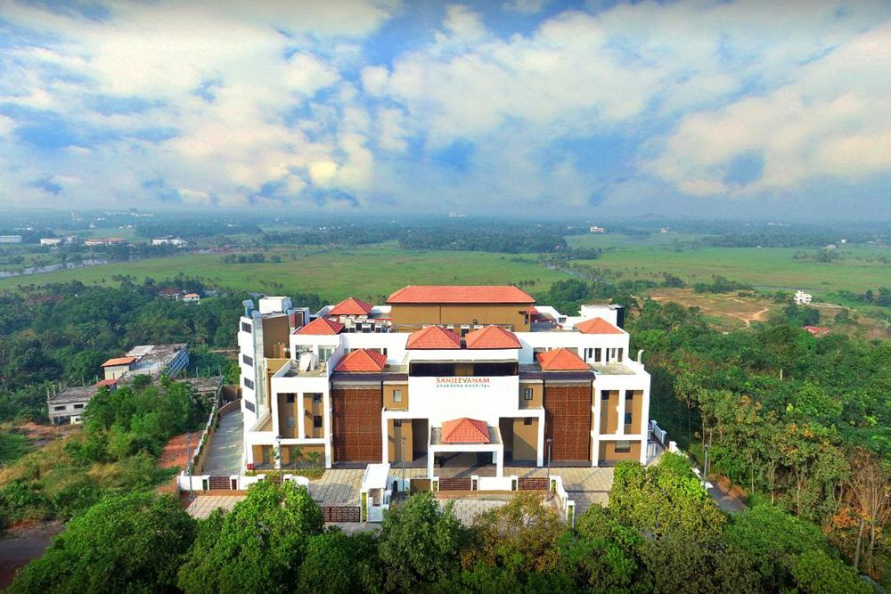 Sanjeevanam Ayurveda Hospital, Kochi