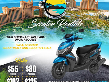 Rent: Scooter Rentals