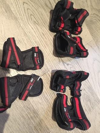 Kids Helmet & Safety pads