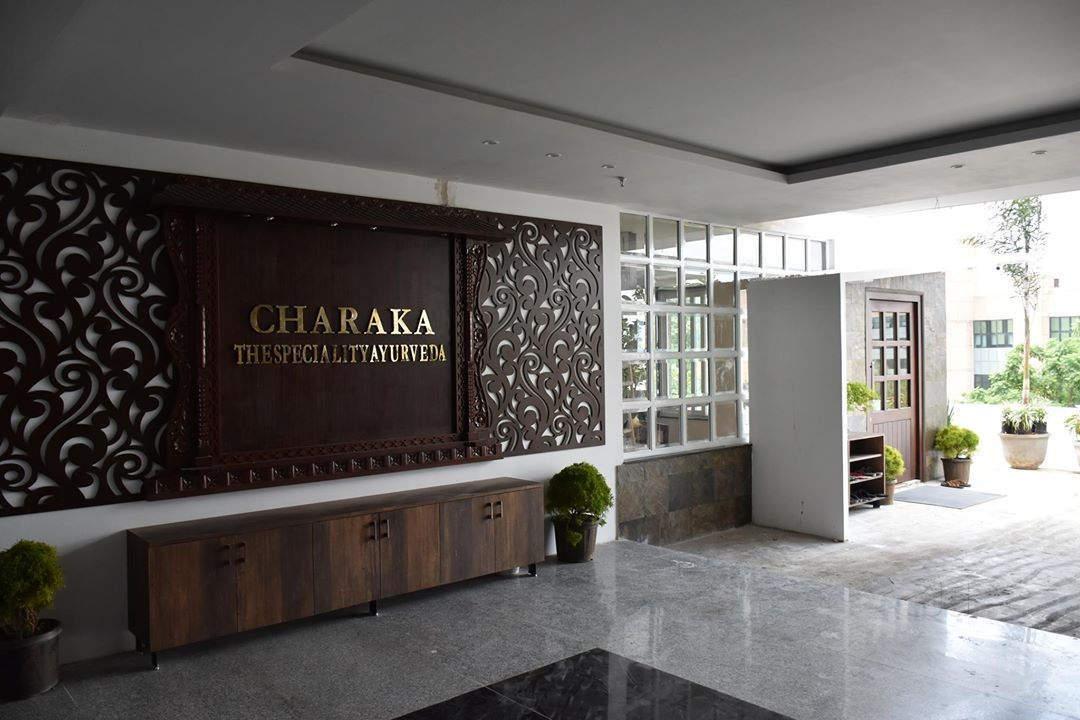 Charaka The Speciality Ayurveda, Hyderabad