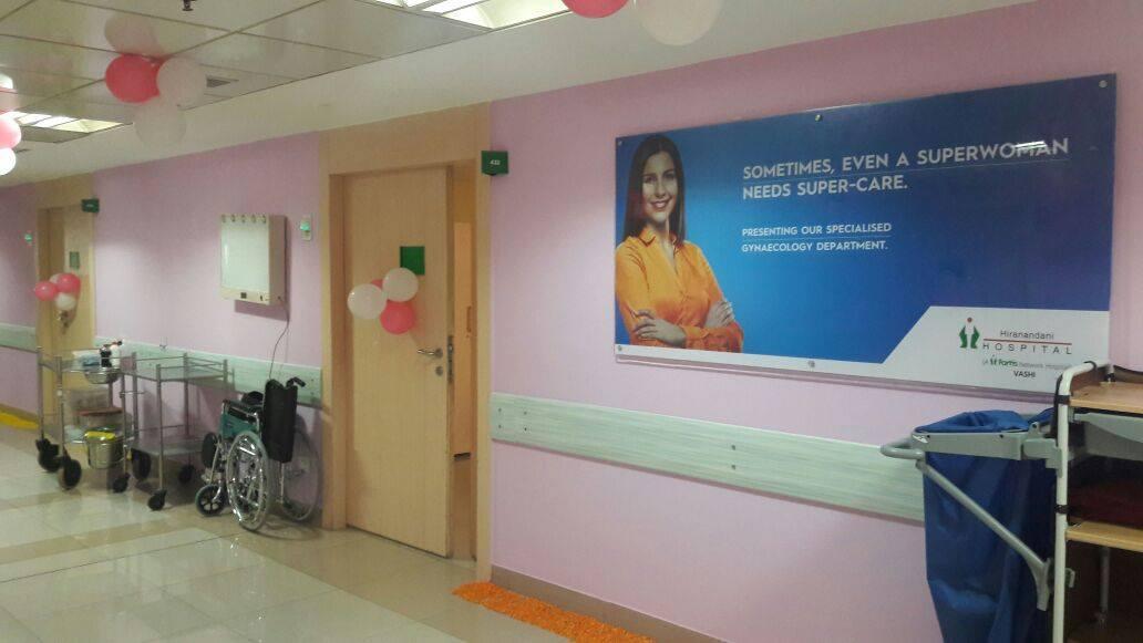 Fortis Hospital , Mulund