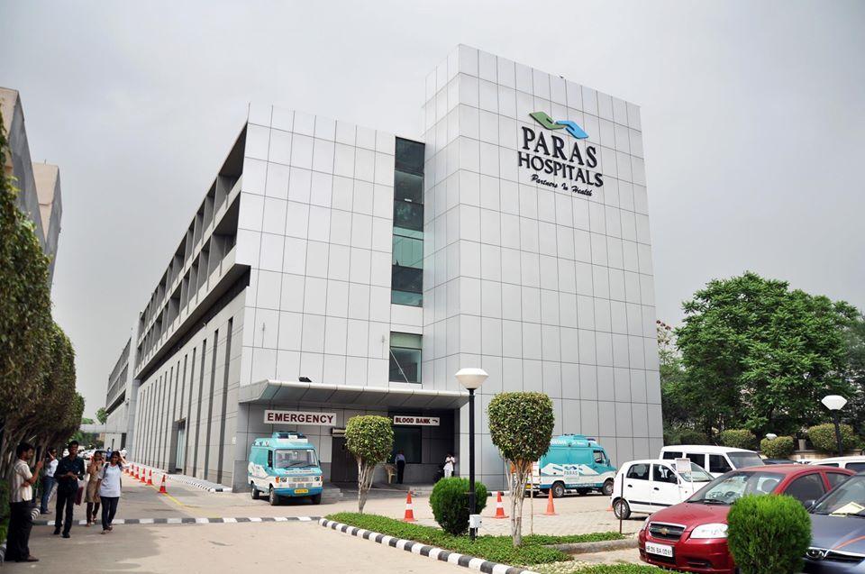 Paras Hospital, Gurugram
