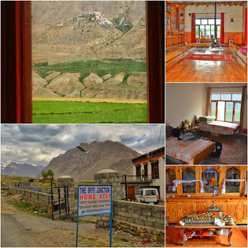 Hosting: Spiti Junction Homestay