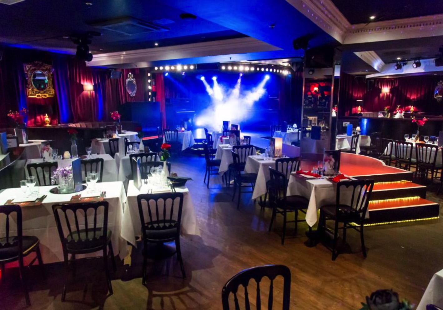 Cabaret City Concert Room