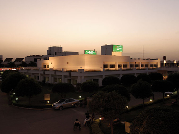 Stay Near Hospital: Indian Spinal Injuries Center, New Delhi