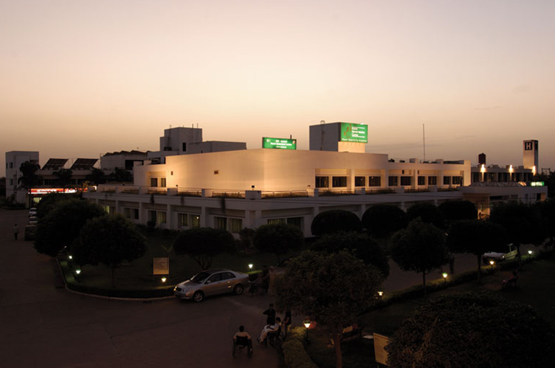 Indian Spinal Injuries Center, New Delhi