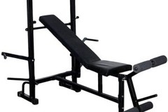 Selling without online payment: Bench press