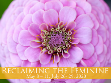 Buy Now: Reclaiming the Feminine-Returning to the Heart