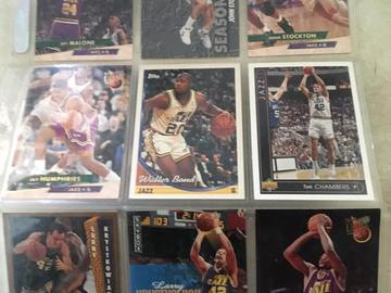 Service: NBA Trading Cards