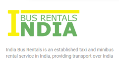 Offering Services: India Bus Rentals