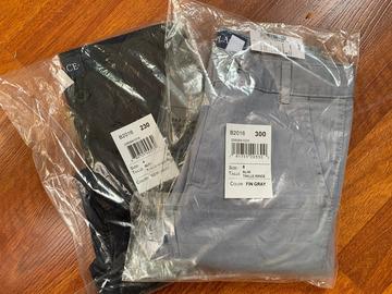Sell: boys long pants (size 8)