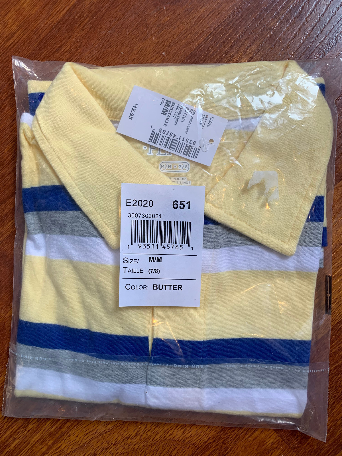 boys polo style Shirts (size 7/8)