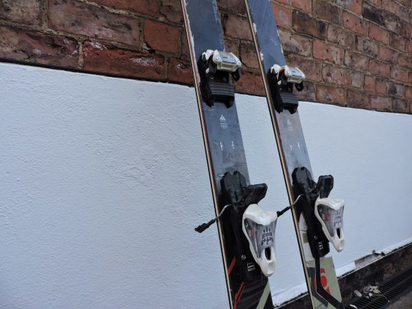 K2 Hardside with Marker Free Ten bindings