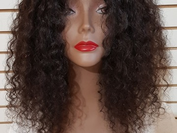 Sell: DEEP WAVE HUMAN LACE WIG