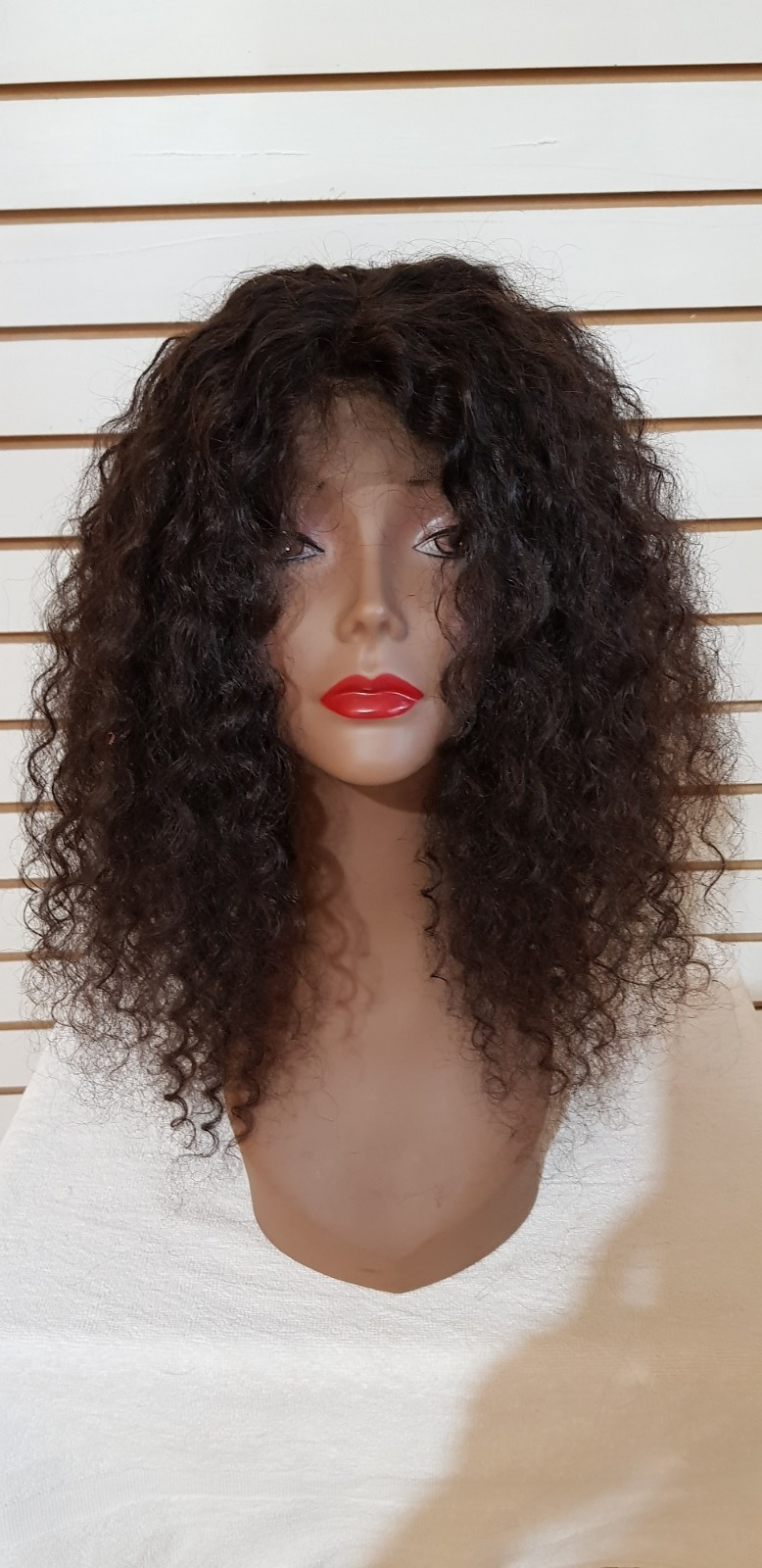 DEEP WAVE HUMAN LACE WIG