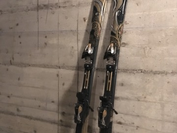 Selling: K2 One Luv with Marker Bindings