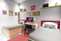 Renting out without online payment: YourSpace - Shakti Nagar, Delhi