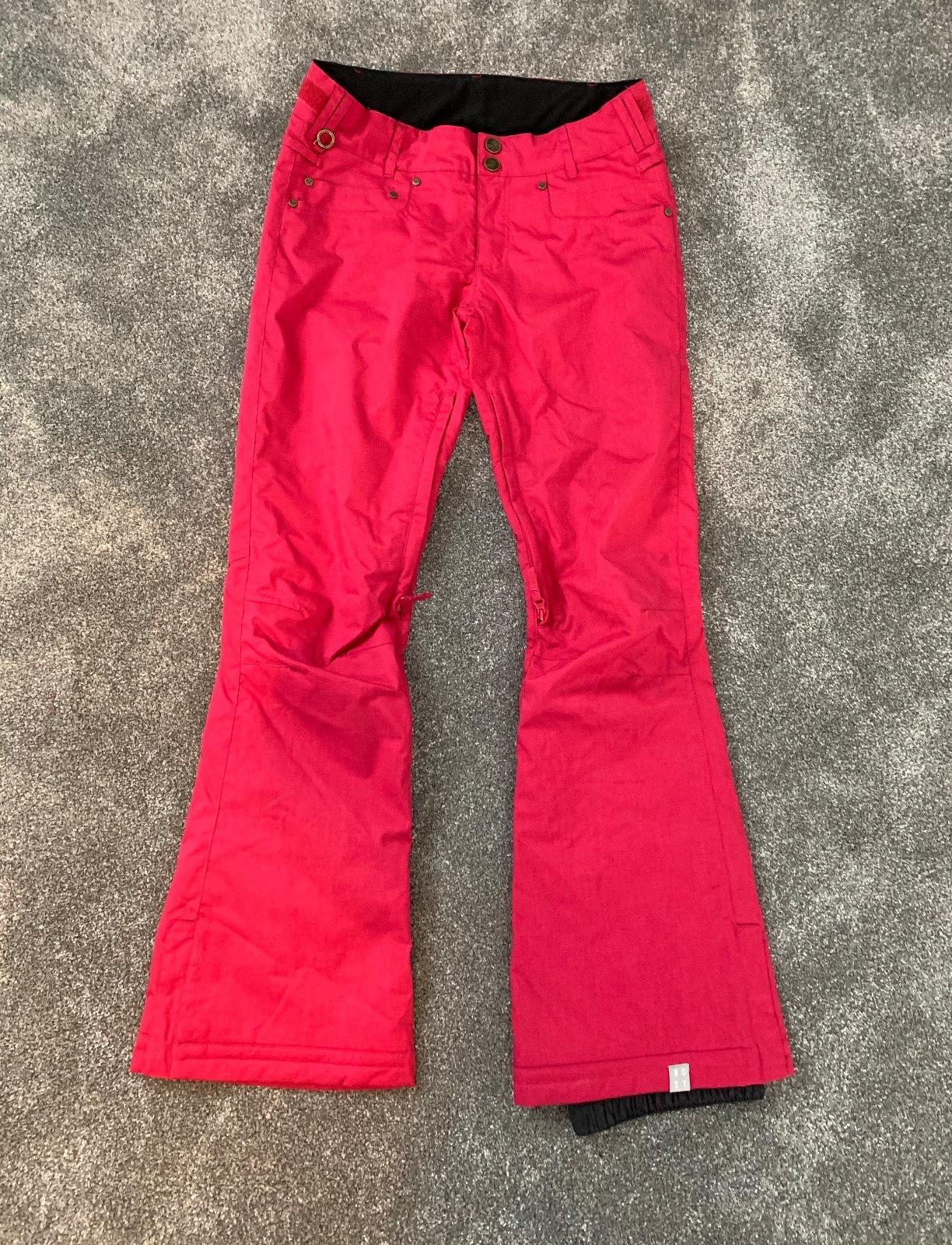 Women's Small Roxy Ski Trousers