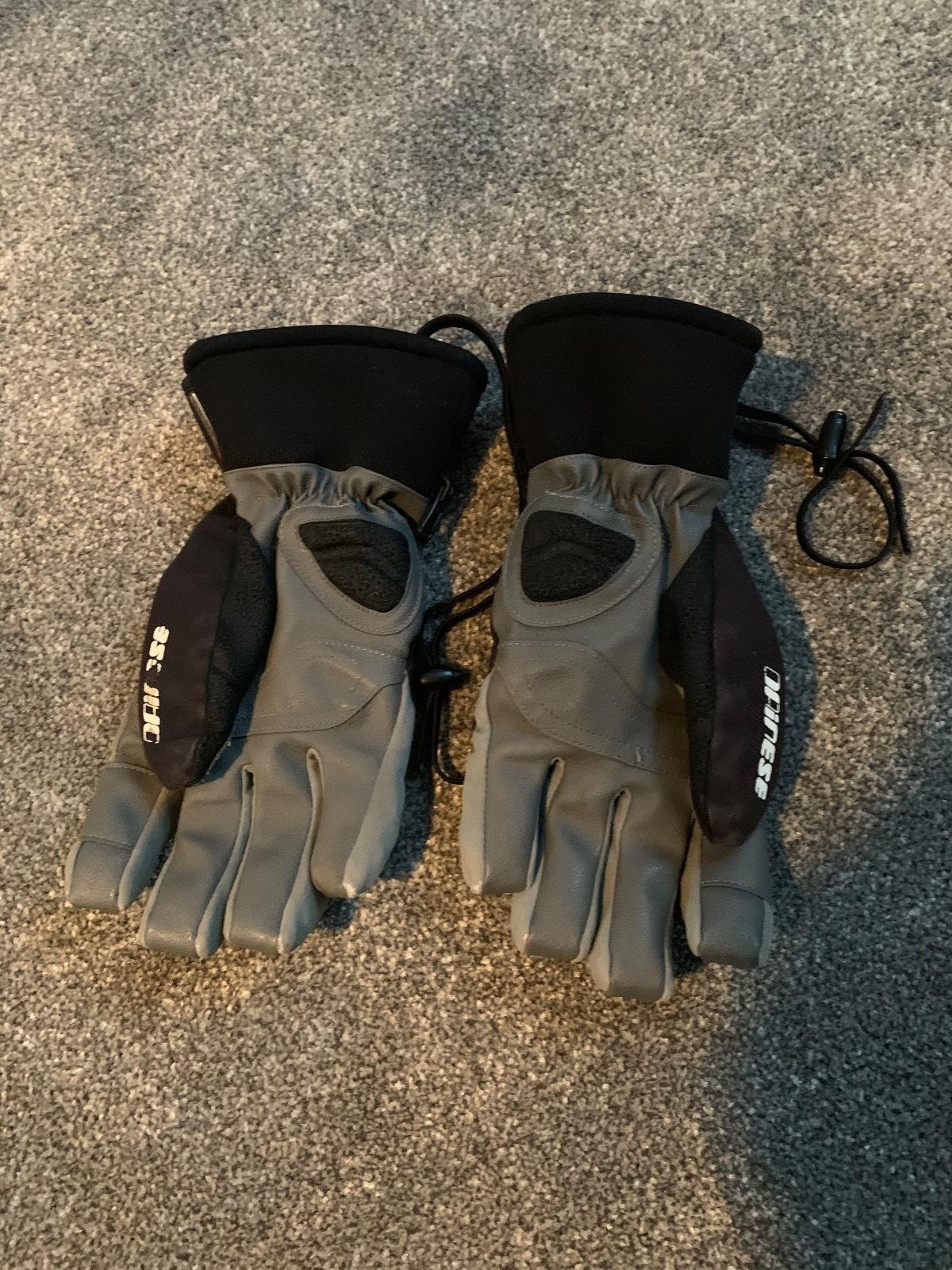 Men's Dainese Large Ski Gloves