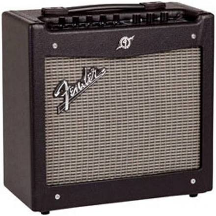 Fender dsp guitar amplifier