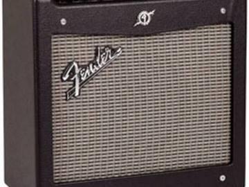 Rent : Fender dsp guitar amplifier