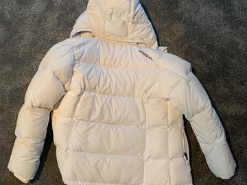 Women's White Tog-24 Puffer Jacket