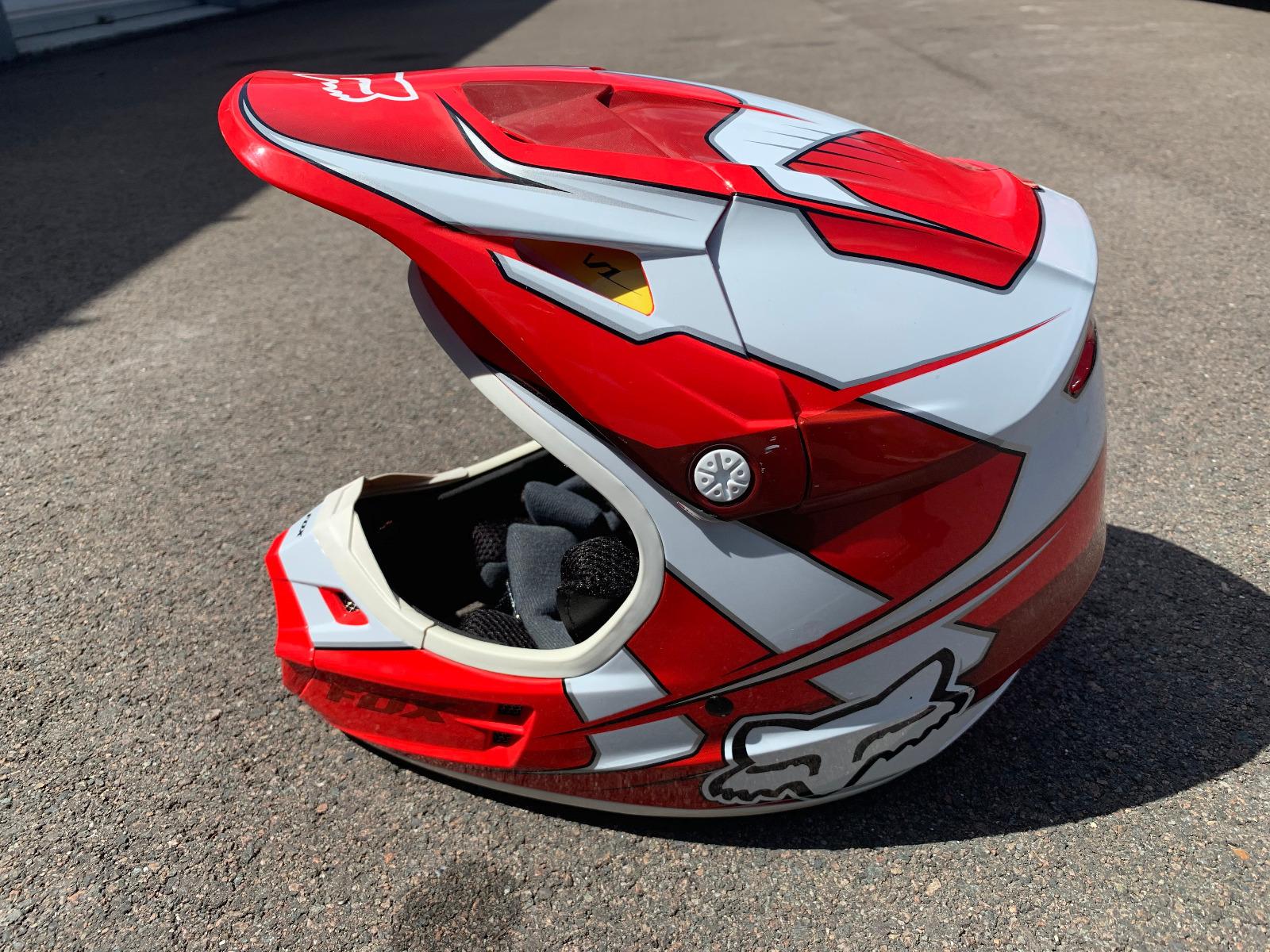 Fox Full Face Helmet