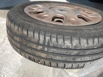"Sell: 15"" Tires w/rims"