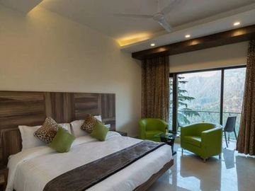 Renting out: HOTEL SEVEN OAKS Mussoorie