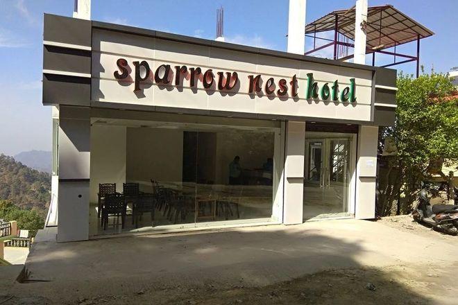 Renting out: HOTEL SPARROW NEST Lansdown Uttarakhand