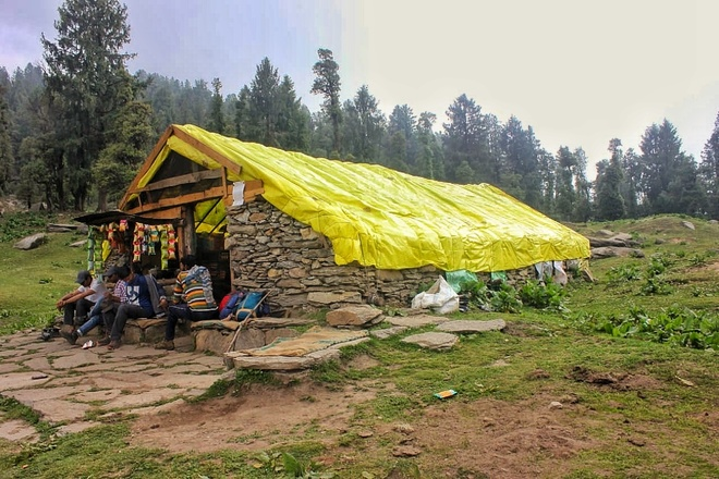 Micro blog: Dusri on Churdhar trek Sirmour, Himachal