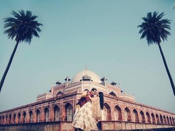 Per day: Humayun's Tomb, Delhi