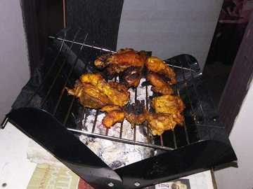 Renting out: Camping Barbeque