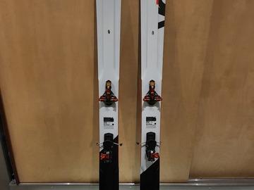 Selling: Volkl v Werks katana 177cm + G3 ion12