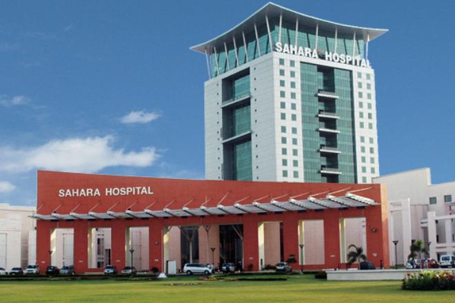Sahara Hospital