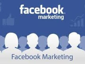 Project without online payment: Facebook Marketing