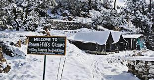 Renting out: Heaven Hills Camps Camping at Chopta & Deoriyatal