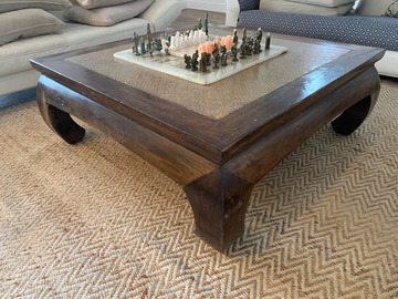 Sell: Solid Wood Coffee Table