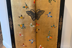 Sell: Handpainted Decorative Cabinet