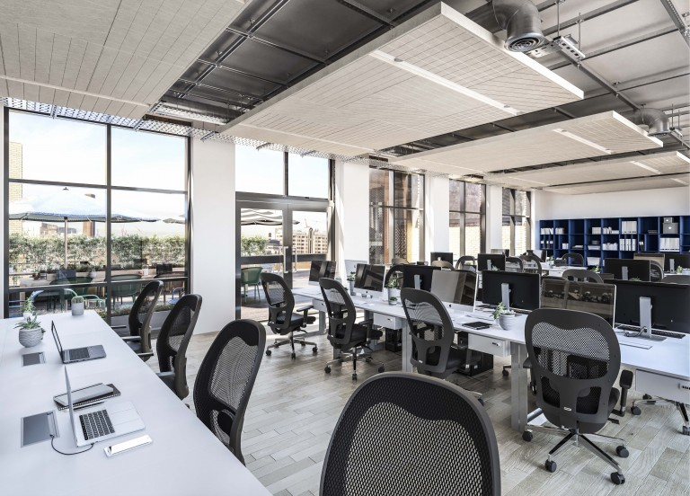 Need an engineer to modify my office space on urgent basis