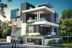 Project without online payment: Modify the top floor of my Bungalow